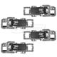 GMDHS00010-Chevy Equinox Pontiac Torrent Interior Door Handle