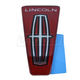 FDBEE00003-1998-02 Lincoln Continental Nameplate