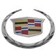 GMBEE00017-Cadillac Emblem  General Motors OEM 22985036