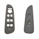 MPBMK00013-2002-05 Dodge Window Switch Bezel Pair  Mopar 5HZ71WL5AE  5HZ72WL5AC