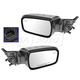 1AMRP01630-2008-09 Ford Taurus Mercury Sable Mirror Pair