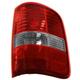 FDLTL00006-Ford F150 Truck Tail Light  Ford OEM 6L3Z-13404-BA