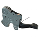 GMBRC00001-Parking Brake Pedal Assembly