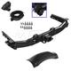 MPTHK00001-2014-15 Dodge Durango Trailer Towing Receiver Hitch Kit  Mopar 82214135  82213986AB