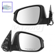 1AMRP01643-2014-17 Toyota Highlander Mirror Pair