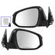 1AMRP01644-2014-16 Toyota Highlander Mirror Pair