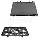 1ARFK00029-Nissan Altima Maxima Radiator & Fan Kit