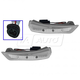 MPMRK00002-Mirror Turn Signal Pair  Mopar 68052078AC  68052079AC