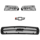 1ABGK00007-Chevy Caprice Impala Grille & Headlights Kit