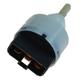 MZHCI00001-Mazda MPV Protege Protege5 Heater Fan Control Switch  Mazda LB83-61-200A