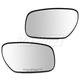 MZMRP00001-Mazda 5 CX-7 CX-9 Mirror Glass Pair  Mazda CC43-69-1G7  CC43-69-1G1