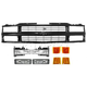 1ABGK00002-Chevy Grille  Headlights & Corner Lights Kit
