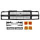1ABGK00002-Chevy Grille  Headlights & Corner Lights Kit