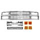 1ABGK00001-Chevy Grille  Headlights & Corner Lights Kit