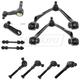 1ASFK02161-Steering & Suspension Kit