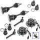 1ASFK02173-Steering & Suspension Kit Front