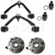 1ASFK02180-Ford Suspension Kit