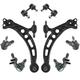 1ASFK02187-Steering & Suspension Kit