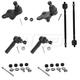 1ASFK02189-Toyota Paseo Tercel Steering & Suspension Kit
