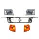 1ABGK00032-1995-97 Ford Ranger Grille  Headlights & Corner Lights Kit