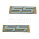 GMBMK00030-Chevy Nameplate Pair