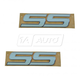 GMBMK00030-Chevy Nameplate Pair  General Motors OEM 15211285