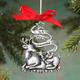 Very Dear Grandchild Pewter Ornament