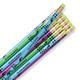 Pretty Peacock Pencils, Set of 12