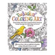 Adult Nature Coloring Art