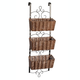 Over the Door Wicker & Metal Baskets by OakRidge Accents