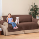 Microfiber Extra-Large Sofa Protector