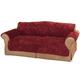 Fine Velvet Sofa Protector by OakRidge Comforts