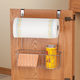 Over the Cabinet Paper Towel & Storage Basket