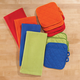 Solid 3 Piece Kitchen Towel Set