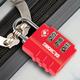 Large Digit Luggage Lock