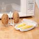 Microwave Potato Baker And Microwave Corn Steamer
