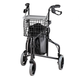 3 Wheel Aluminum Rollator XL