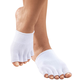 Healthy Steps Antibacterial Gel Toe Socks