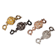 Fashion Magnetic Jewelry Clasp, Set of 4