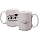 Personalized Any Year Graduation Mug