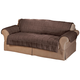 Waterproof Quilted Sherpa XL Sofa Protector by OakRidge