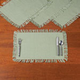 Homespun Woven Placemats Set of 4
