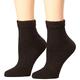 Healthy Steps 3 Pack Quarter Cut Extra Plush Diabetic Socks