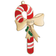 Personalized Legend of the Candy Cane Ornament