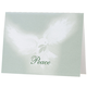Personalized Peaceful Offering Christmas Card Set of 18