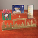 Nativity Scene Metal Card Holder