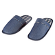 Denim Slide-On Slippers