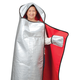 Kid's Hooded Emergency Blanket by LivingSURE
