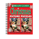 Brain Games Christmas Picture Puzzles Book