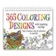 Perpetual Coloring Calendar